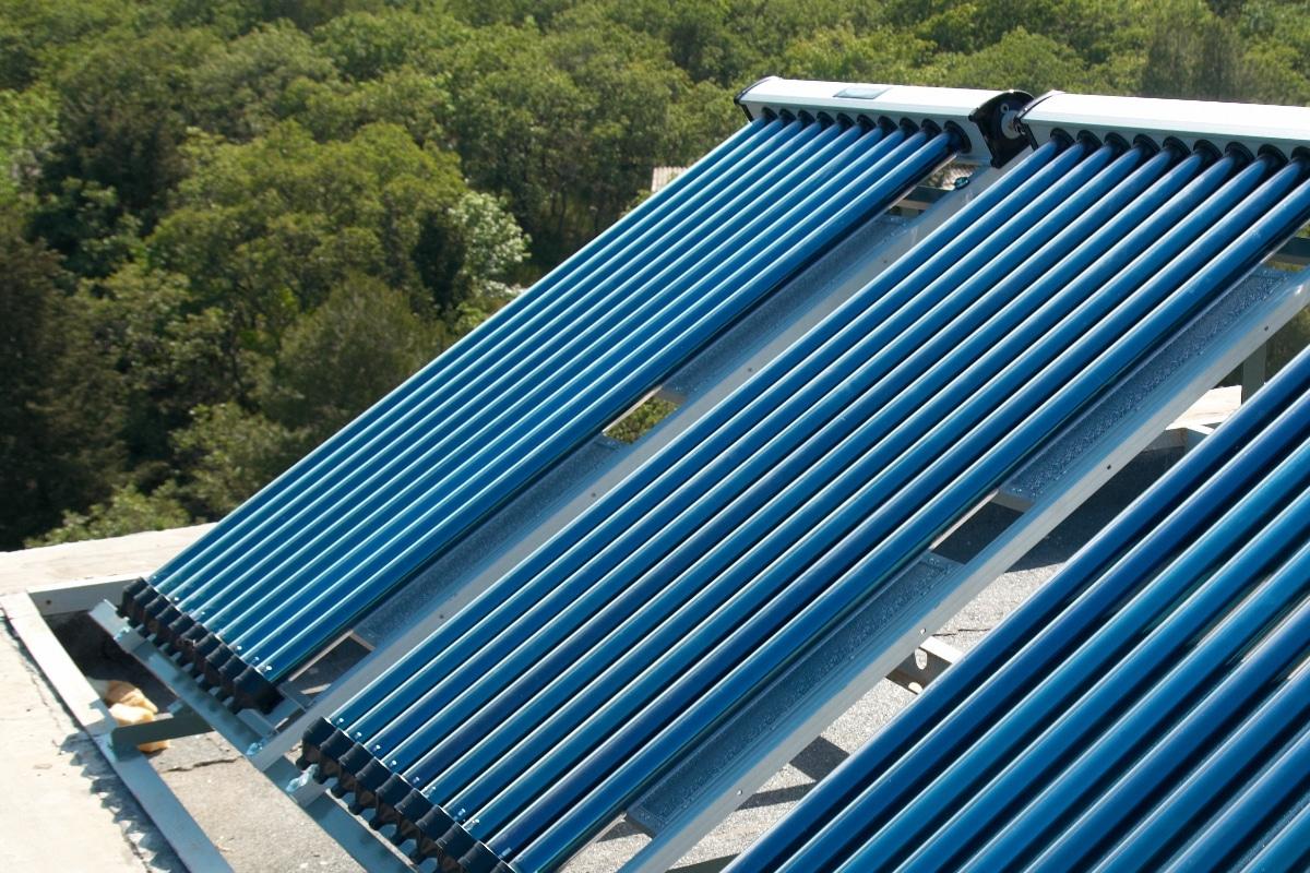levensduur van een zonnecollector