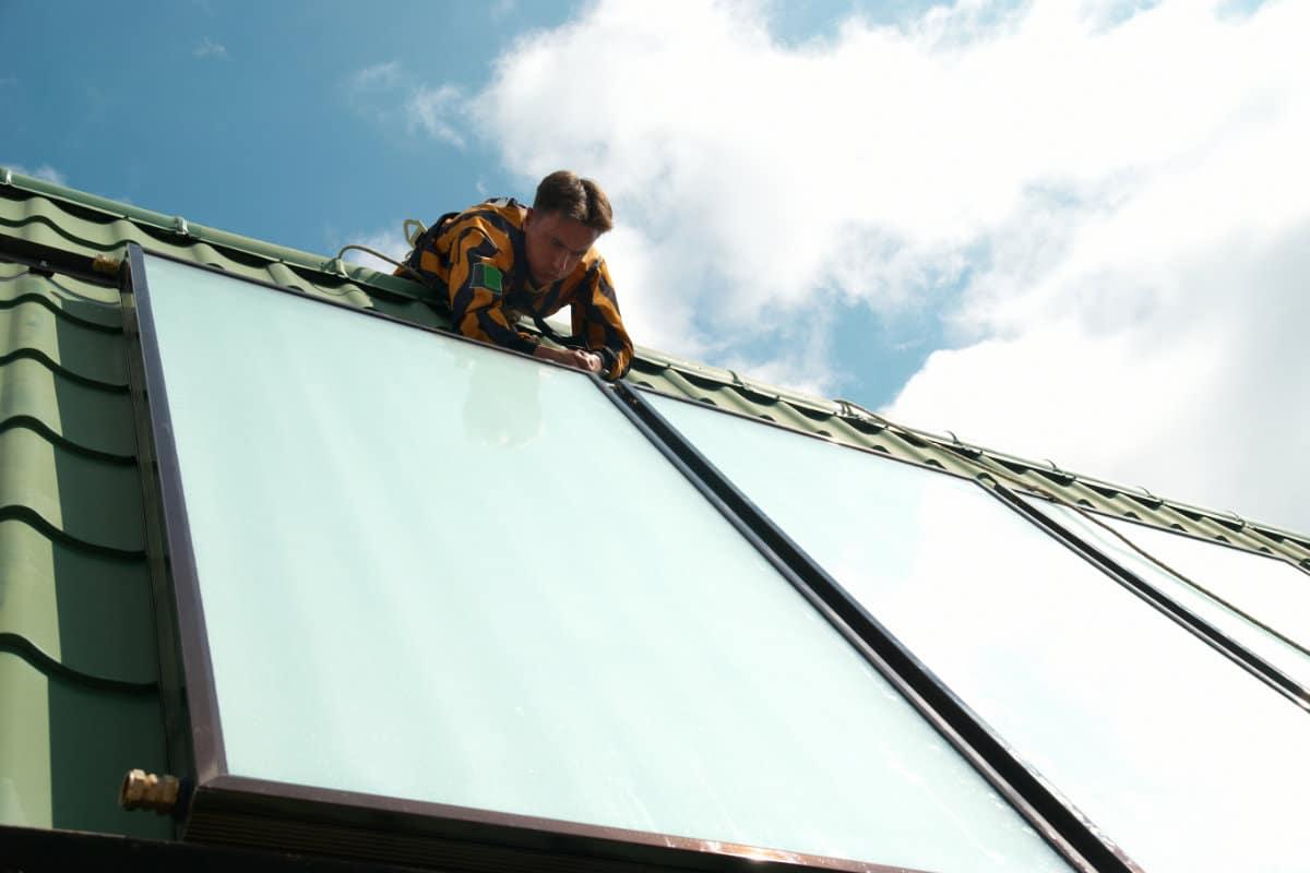 zonneboiler kopen installateur