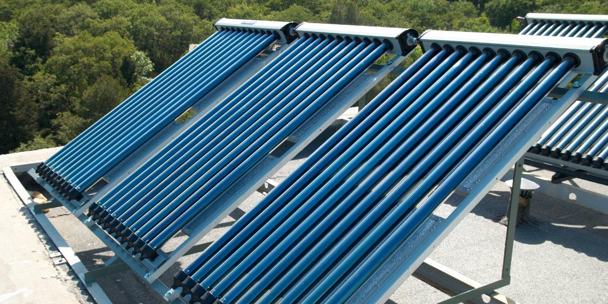 zonneboilersysteem sanitair